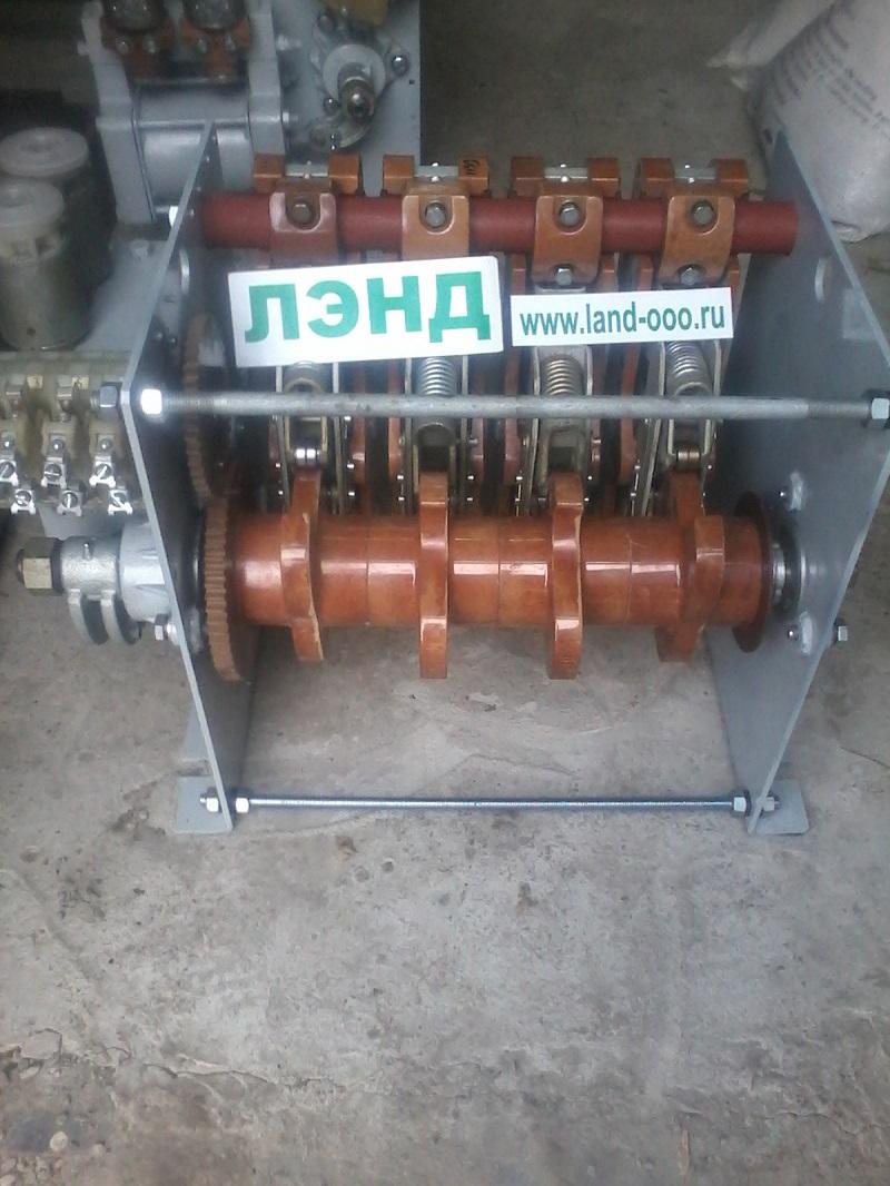переключатель  ПКД-143-01 для электровозов 610.264.143.01