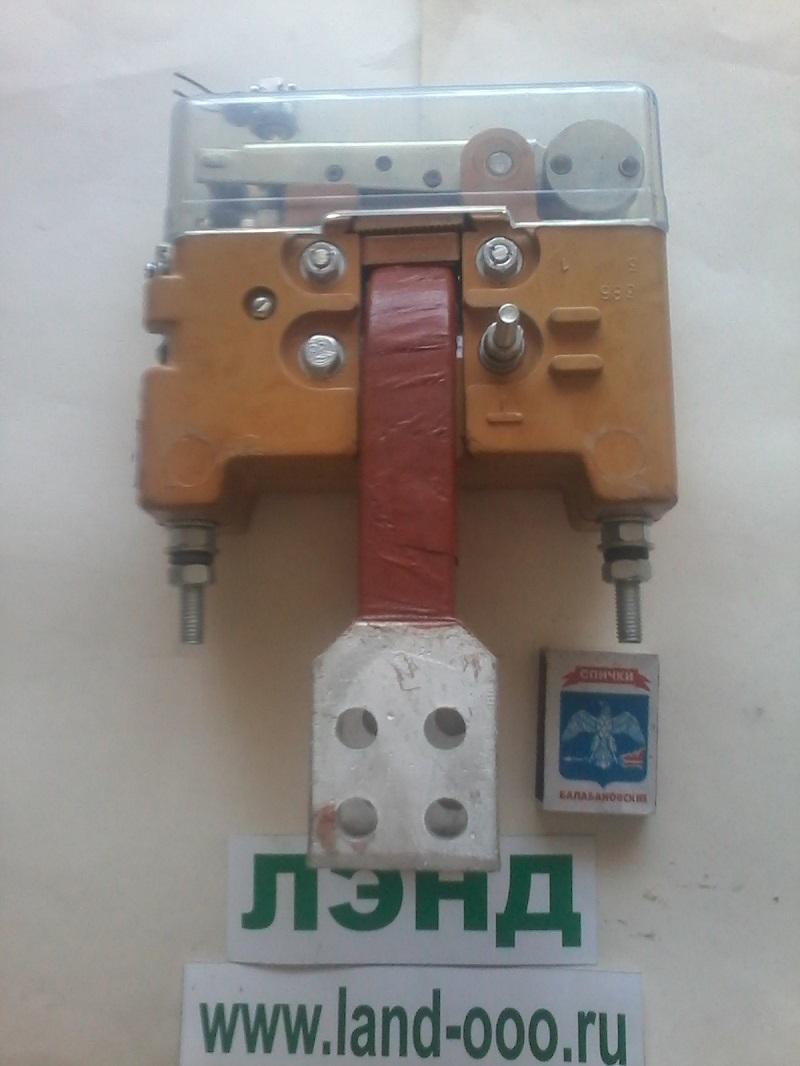 реле перегрузки РТ-254 для электровоза 610.230.254