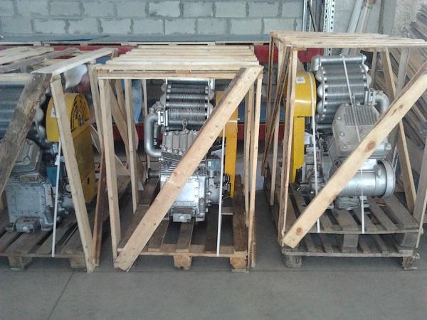 компрессор ВУ-3,510-1450 для электровоза