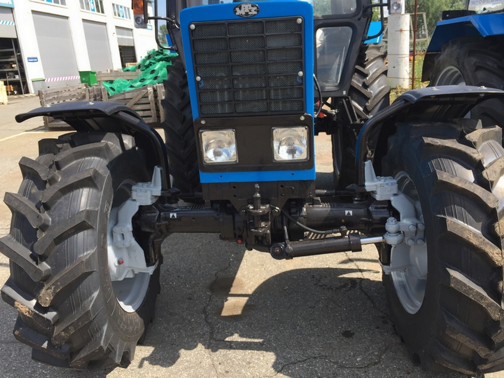 Купить трактор МТЗ БЕЛАРУС техника с иммунитетом
