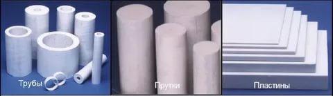Полимер Zedex, ленточные полотна