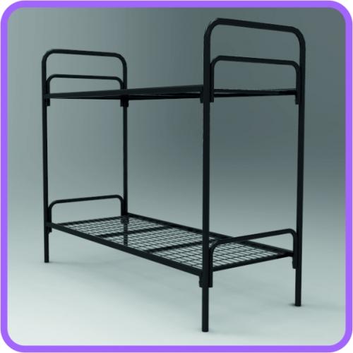 Кровати оптом, купить кровать, кровати металлические для больницы