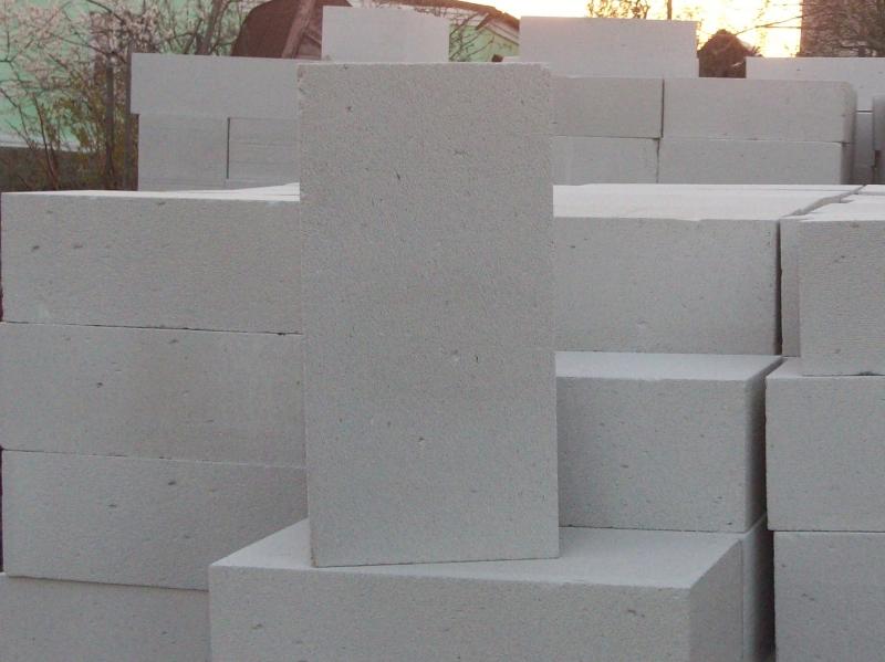 газосиликатный блок, газобетон, пеноблок
