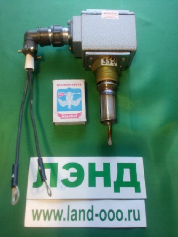 датчик-реле температуры ТАМ-103С для электровоза
