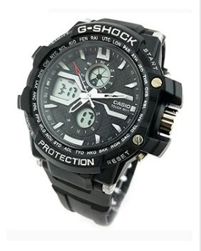 Casio G-shock  часы, которые полюбил