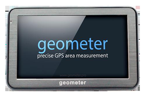Геометр S5 new - Прилади для точного вимрювання площ полв