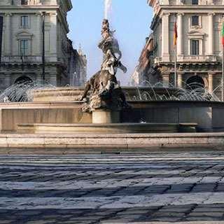 Работа для молодых девушек за границей в Италии, Рим, Милан