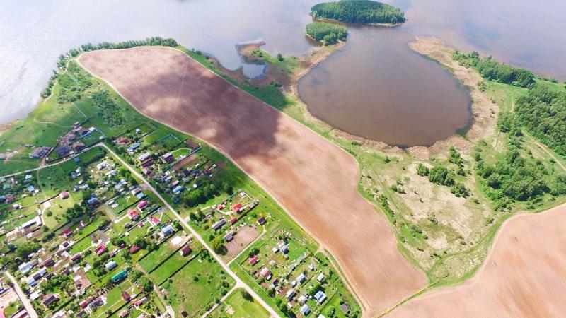Участки на Пестовском водохранилище 37 км от МКАД