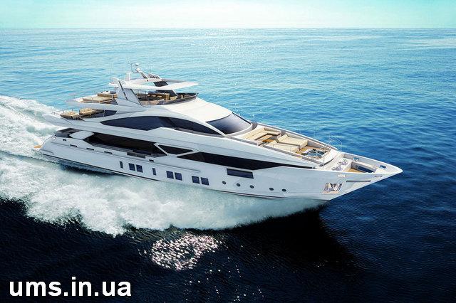 Регистрация лодок, катеров, яхт от UMS.