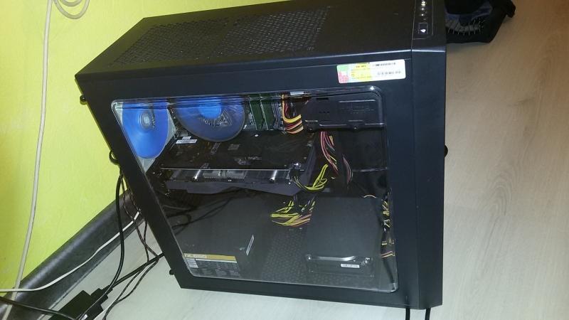 Игровой компьютер ASUS