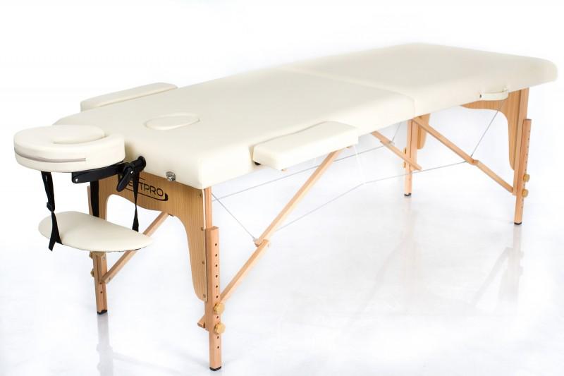 Складной профессиональный массажный стол.