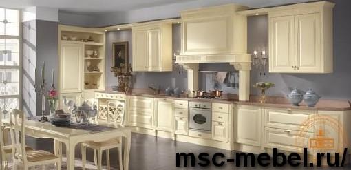 Кухни на заказ готовые и индивидуальные проекты