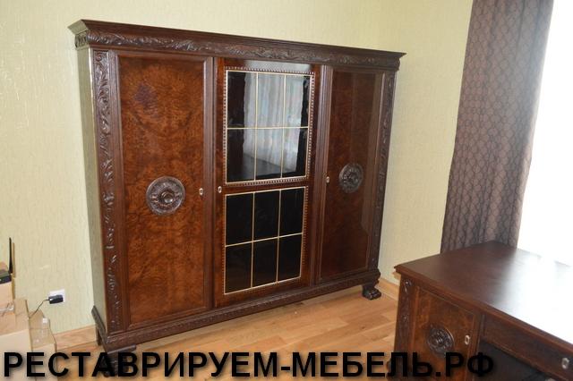 Реставрация мебели Капитальная Профессионально, Гарантия мастера