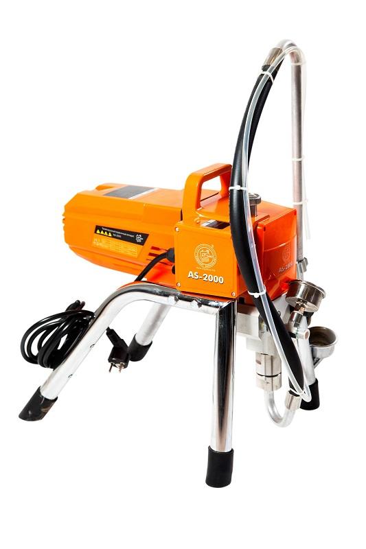 ASpro-2000 окрасочный аппарат агрегат