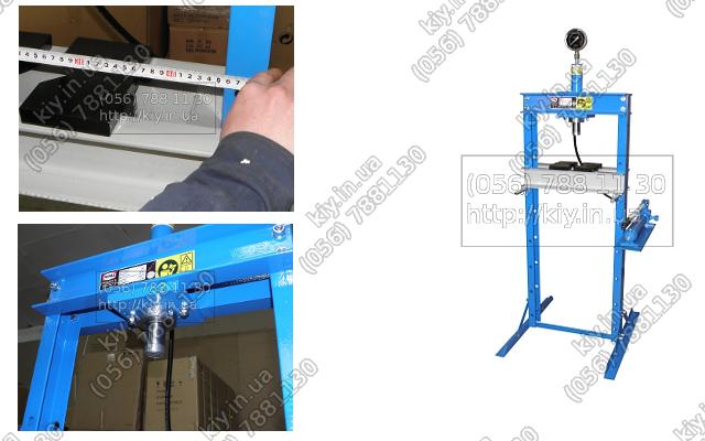 Гидравлический ручной пресс HLR-12U2
