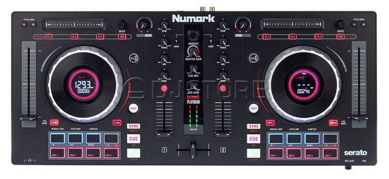 Продам DJ-контроллер Numark MixTrack Platinum