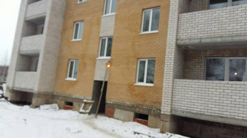Купить двухкомнатную квартиру от застройщика в Костроме