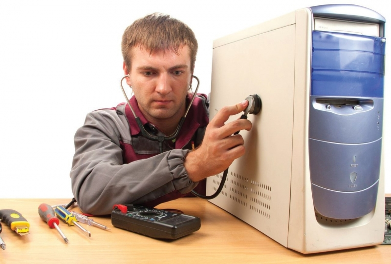 Исправлю любой компьютер в офисе и дома