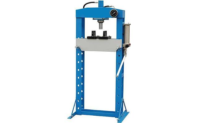 Ручной гидравлический пресс 20 тонн HLR-20U