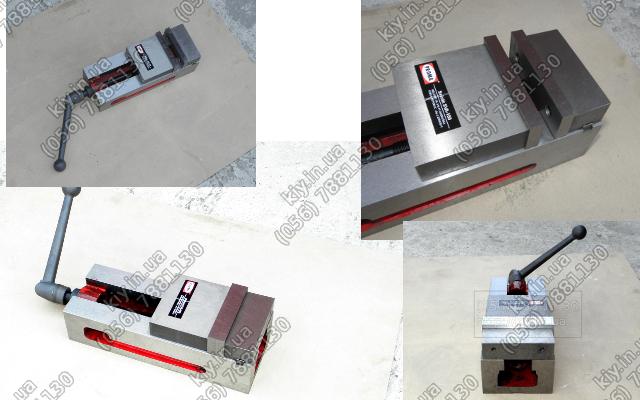 Тиски станочные точные SVA-100