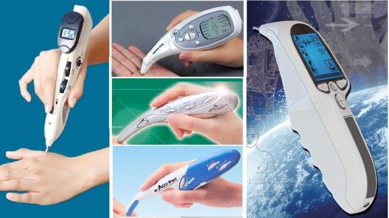 Аппараты для электропунктуры и Су-джок терапии. Большой выбор