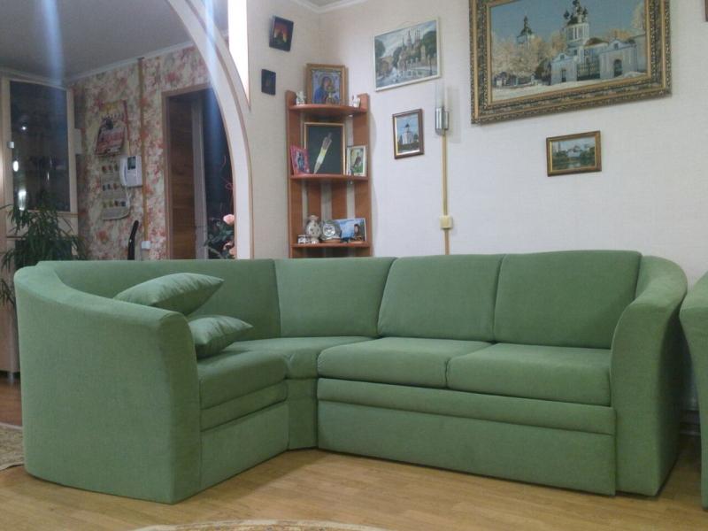 Обивка, ремонт и перетяжка мягкой мебели