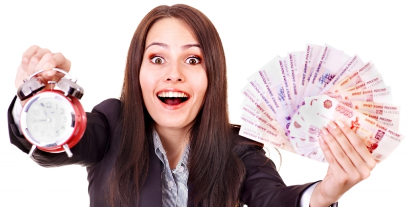 Кредиты и займы наличными