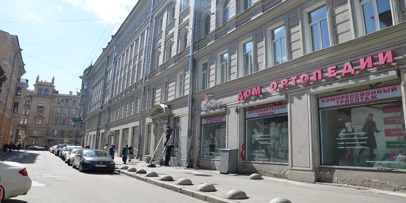 Сдам койко-место в общежитии от собственника на Невском проспекте