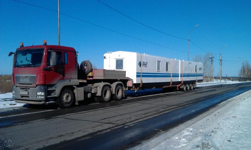 Аренда трала 90 тонн аренда трала 100 тонн аренда трала 120 тонн Новый Уренгой