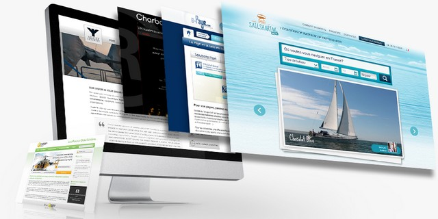 Изготовление веб-сайтов любой сложности.