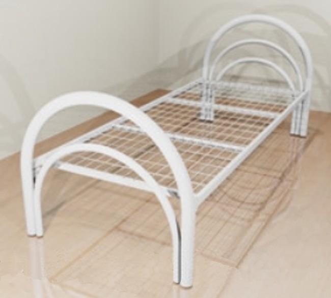 Металлические кровати для взрослых