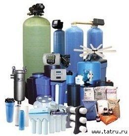 Предаем фильтры для воды, оборудование водоочистки