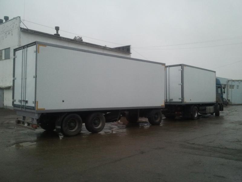 Изотермические кузова фургоны рефрижераторы производство ремонт