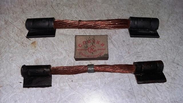 Соединитель рельсовый приварной  РЭСФ-0250,70,95,120 на складе