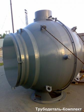 ТПХ Трубодеталь-комплект предлагает детали трубопроводов и запарную арматуру