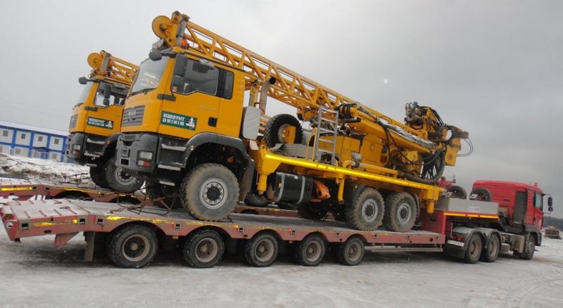 Перевозкки негабаритных грузов