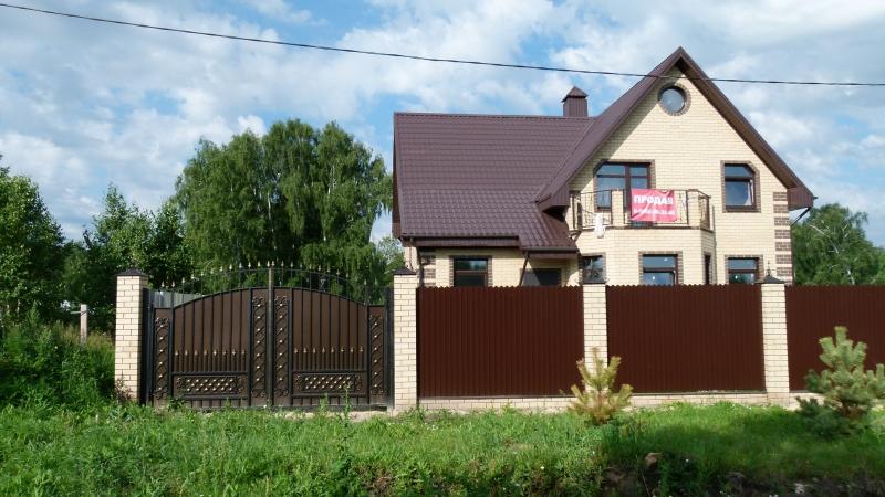 Продам дом в КП Новые ключи