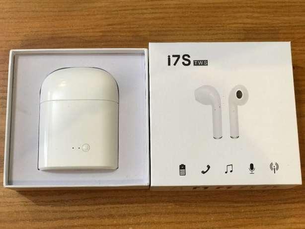 Беспроводные наушники-реплика Apple Airpods I7s TWS original