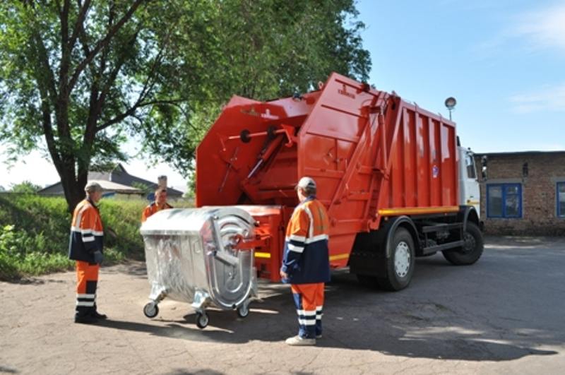 Вывоз мусора в Москве и Московской области