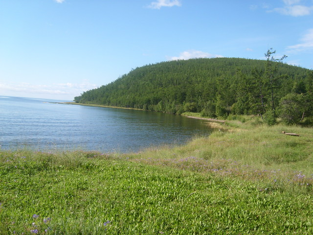 Продам участок на берегу Байкала под туристический центр