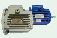 Электродвигатели обдува, в комплекте с крыльчаткой