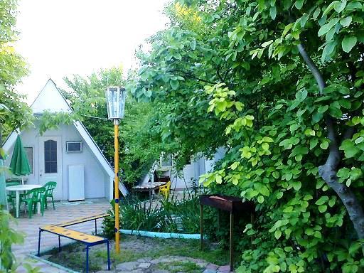 Голубицкая, Отдых, 1-я ул. от Моря