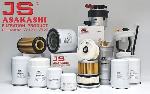 Японские фильтры JS Asakashi в наличии