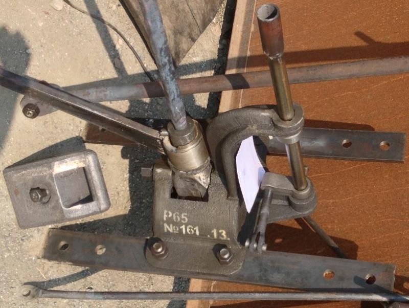 Механизм переводной пр.1709.00 новый и  сг, в комплекте с тягами  на складе.