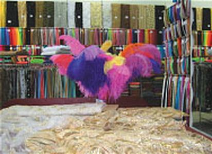 1000 видов тканeй для танцa, сцeны и театра.