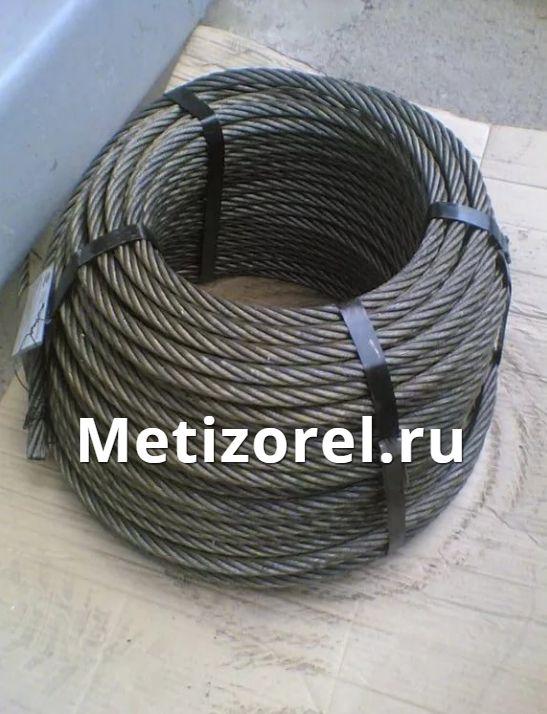 Провод стальной из стальных оцинкованных проволок по ГОСТ 3282-74 I группы
