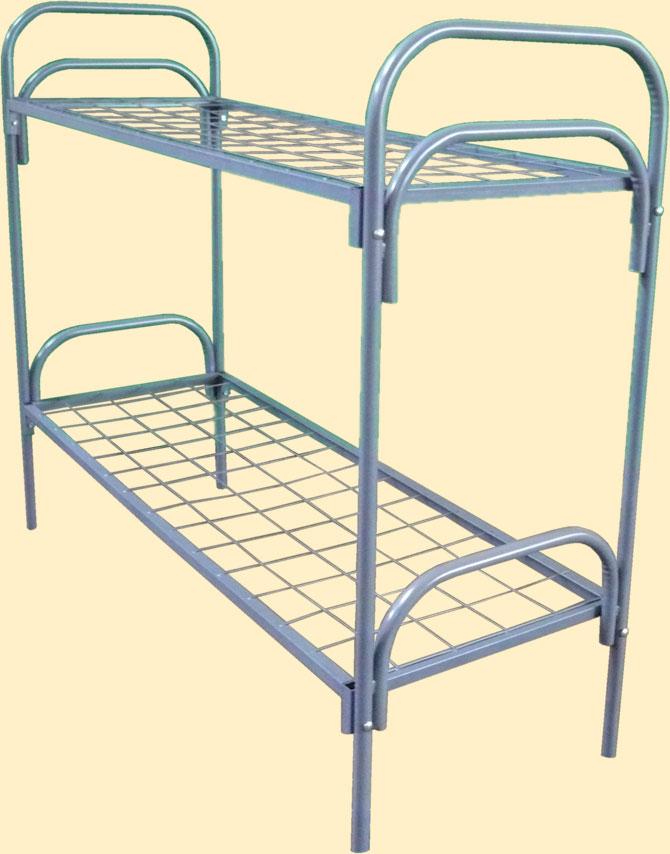 Кровати дешевые металлические для бытовок и вагончиков