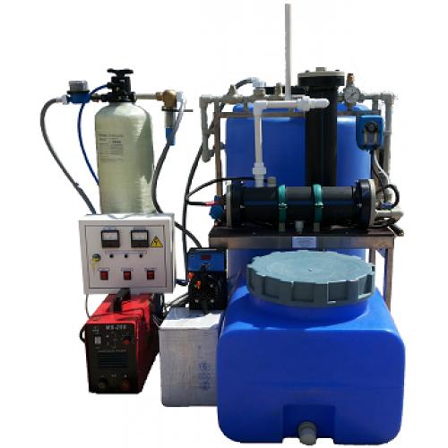 Установки по обеззараживанию воды гипохлоритом натрия генератор хлора