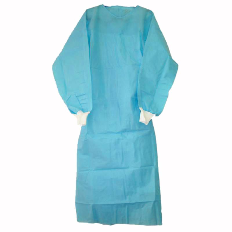 Изготовление халатов одноразовых от производителя