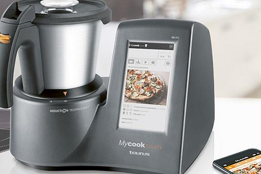 Mycook Touch - кухонный комбайн с мультиваркой и планшетом